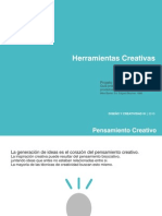 4 Herramientas Creativas