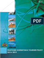 Karnataka Tourism Policy 2014