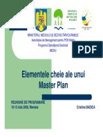 10 Elemente1 Cheie Master Plan