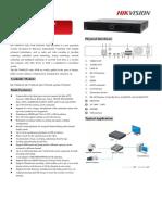 Hikvision Ds 7732ni SHIKVISION_DS-7732NIt