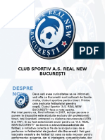 Club Sportiv as Real New