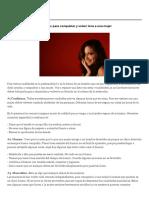 Conquistar a una mujer – 7 tips para conquistar y volver loca a una mujer | Como conquistar una mujer