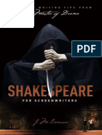 Shakespeare for Screenwriters Tim