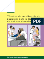 Manipulacion manual de pacientes ACHS