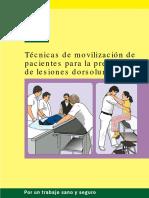 Manipulacion manual de pacientes ACHS