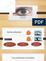 Development of Retinal Prosthesis2003