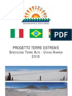Progetto Terre Alte 2010 - Italiano
