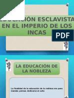 EDUCACION INCAICA
