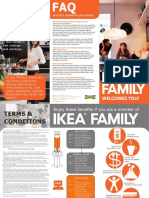 Ikea Family Welcome Pamphlet En