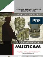 London Bridge Trading Company MultiCam Catalog