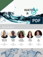 Water Creator - Final Presentation