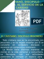 Pastoral Social Cáritas.
