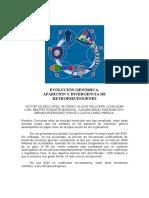 18(1). Evolevolucion genomica ucin Genomica