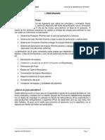 Capitulo I - Introduccion a La Perforacion Basica (Bibliografia)