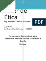 ETICA 2