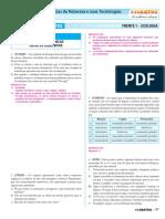 4.3. Biologia - Exercícios Propostos - Volume 4