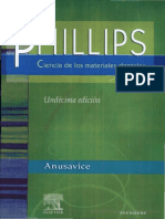 La ciencia delos Materiales Dentales, PHILLIPS