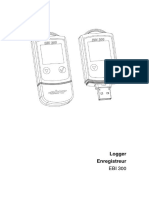 Manual Ebi 300-t de en Fr