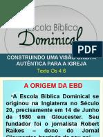Escola Blica Dominical