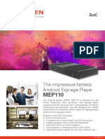 Specsheet MEP110