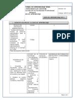 GFPI F 019 Guia Aprendizaje Organizacion de Eventos