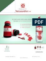 astaxantin vitaminx overview