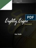 Eighty Eight 2.0 - User Guide - V1.0_RP
