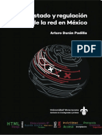 Estado y Regulación de la Red en México - Duran Padilla