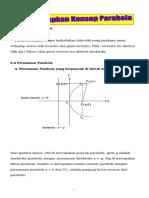 Modul Parabola (Persiapan OSN Astronomi)