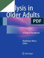 409781493933204 Dialysis in Older Patients