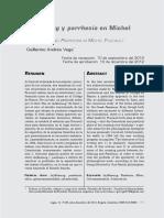 Aufklarung y Parrhesía en Michel Foucault