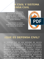 Diapositivas Defensa Civil