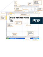Ambiente Excel Alvaro Martinez