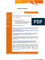 RDE A2 LTR3 Aspectos Historicos Textuais Da LP Tema 7