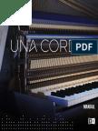 UNA CORDA Manual English