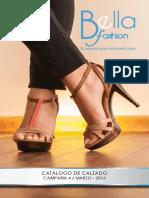 Catalogo de Zapatos Marzo
