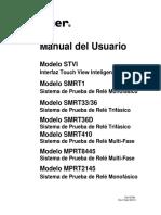 User Manual STVI_SMRT PN 83796 Spanish Rev 2