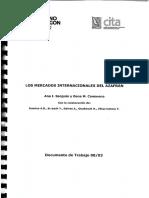 comercializacion azafran 2008