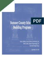 Sumner County Schools Building Program