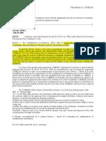 Article Ix_sec.1 Macalintal vs. Comelec