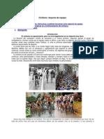 Ciclismo Deporte en Equipo