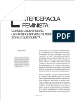 La tercera ola feminista