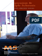 Depression and Multiple Sclerosis