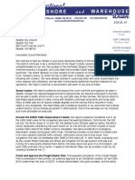 1-3-16 ILWU Letter to Seattle CC Re Occidental Vacation