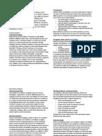 Genre Awareness Activity Booklet