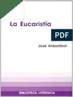 Aldazabal Jose - La Eucaristia