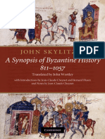 John Skylitzes. a Synopsis of Byzantine History (Trans. by J.wortley) (2010)