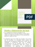 Clase 2_b Diseño y Elaboración de Tests