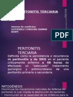 Peritonitis Terciaria