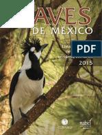 Aves de México Lista